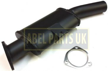 PART NO. 331//35702 INCLUDES GASKET EXHAUST SILENCER TURBO JCB PARTS