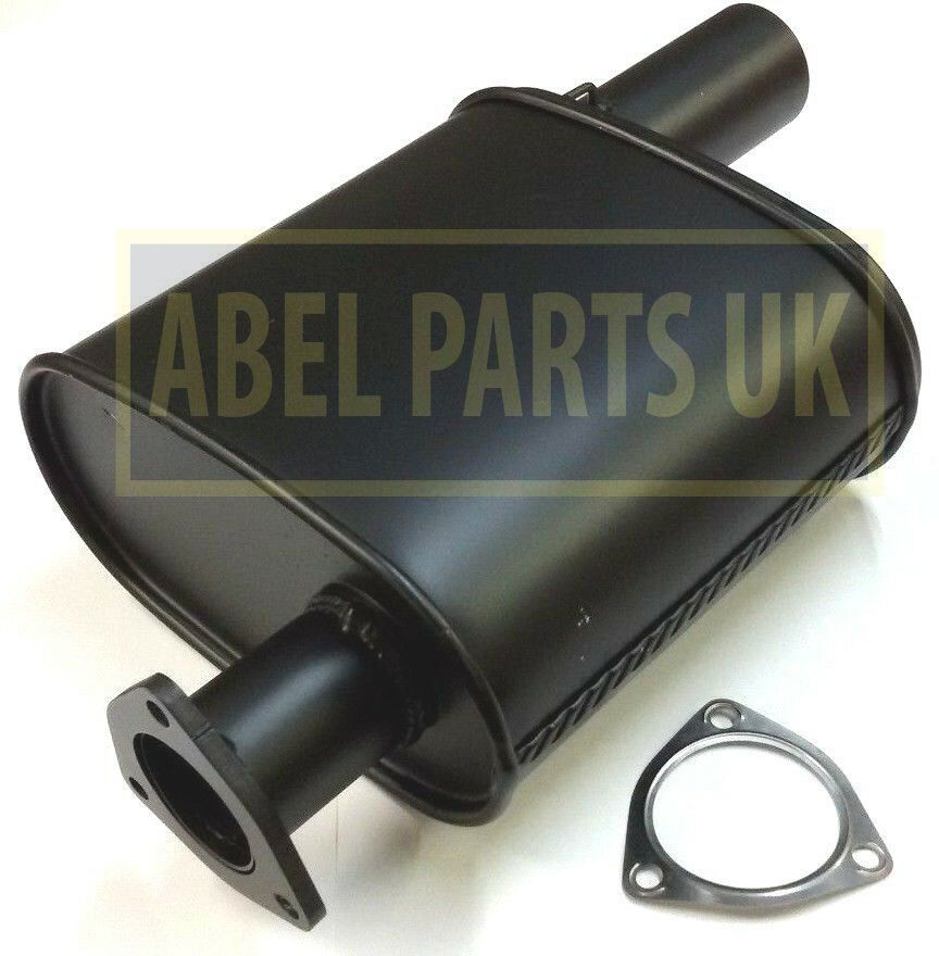 INCLUDES GASKET PART NO. 331//35697 JCB PARTS EXHAUST SILENCER